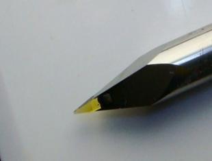 黄金字体雕刻刀